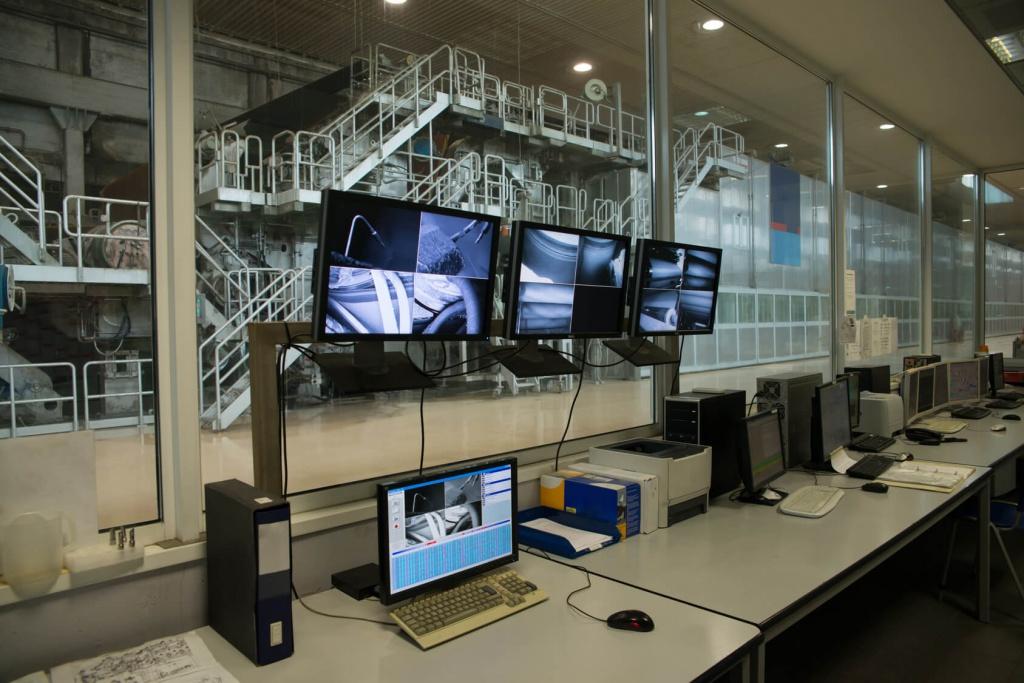 industrielle Bildverarbeitung mit LED